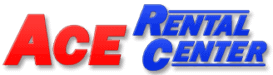 Ace Rental Center Logo